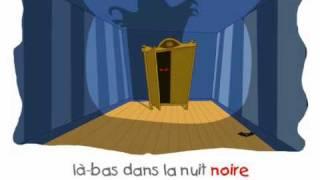 Henri Dès chante La sorcière de minuit