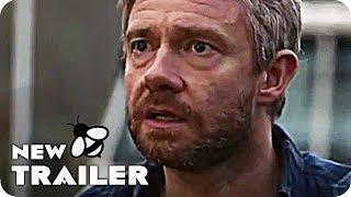 Cargo Trailer (2018) Martin Freeman Zombie Movie