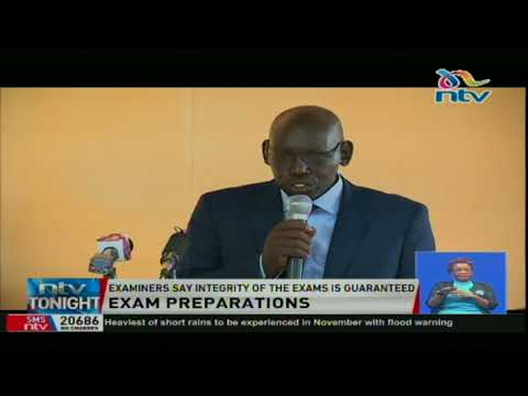 KNEC warns of fake KCSE papers in circulation