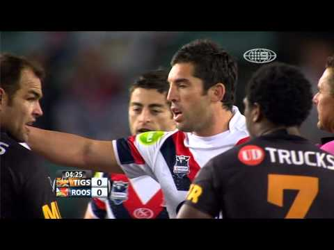 2010 Qualifying Finals Roosters vs Tigers Part 1