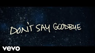 Aaron Carter - Don't Say Goodbye