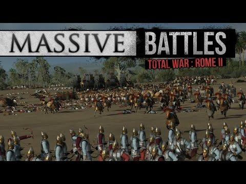 Ptolemy vs Seleucus (Massive Battles)