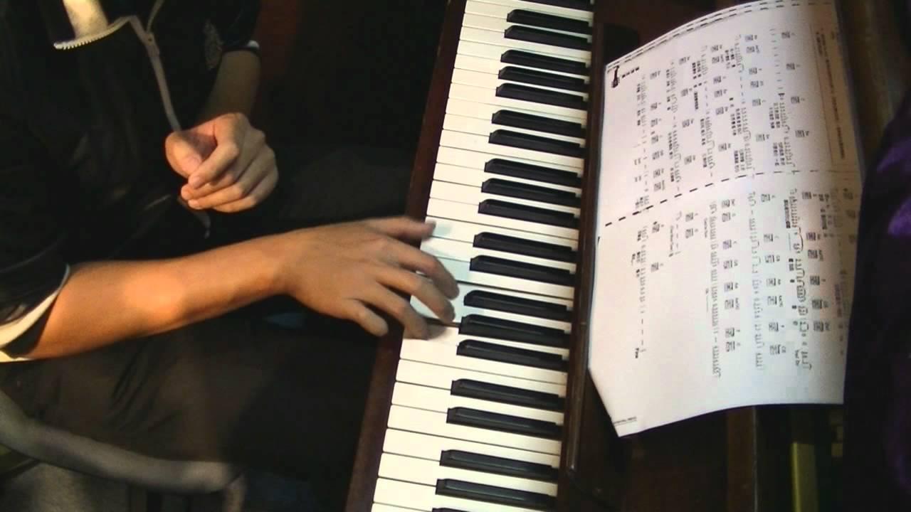 100%實用鋼琴伴奏教學#7: 右手broken chord 變化配合