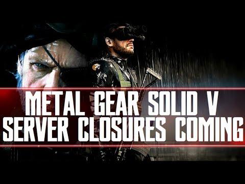 Los servidores de Metal Gear Solid V se cerrarán para los sistemas más antiguos en mayo de 2022