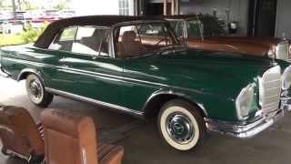 Sold - 1963 Mercedes-Benz 220SE Cabriolet Project for sale by Autohaus of Naples AutohausNaples.com