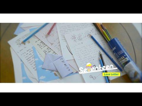 SEVENTEEN - Love Letter  (華納official HD高畫質官方中字版)