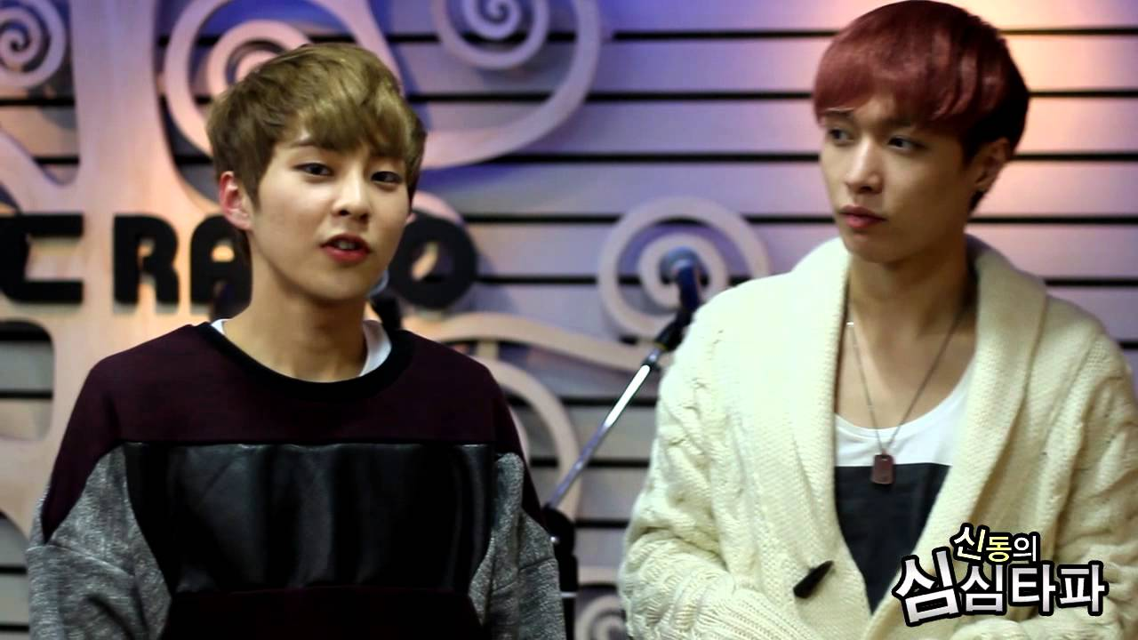 신동의 심�... Xiumin And Lay