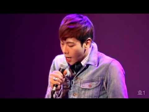 Park Hyo Shin 박효신 130214 The Letter / Valentine's Day Love concert