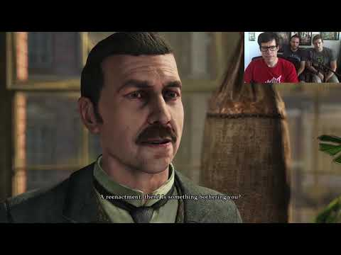 BIG GAY MYSTERY - Sherlock Holmes Crimes and Punishments Gameplay! |