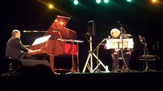 Maria Kalaniemi & Timo Alakotila, Prague, 09.12.12
