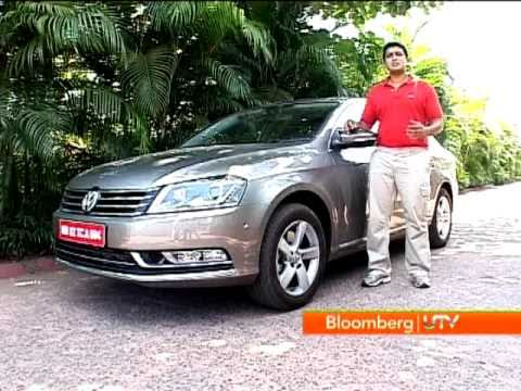 Volkswagen Passat video review by Autocar India