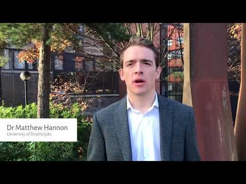 Dr Matthew Hannon discusses Wave Energy