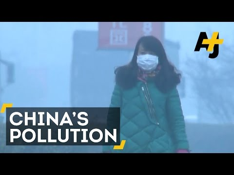 Airpocalypse Now: China's Pollution Is Off The Charts