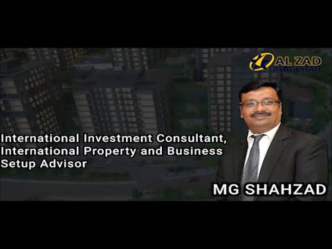 Turkish Property For Sale In Istanbul With Citizenship By MG Shahzad | Al Zad Real Estate
