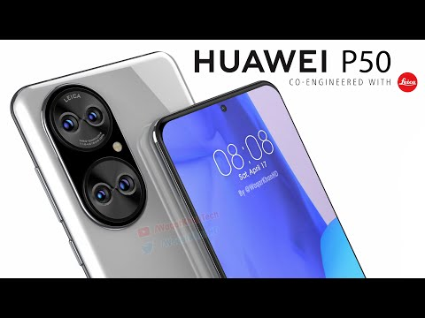 Huawei P50 - First Look & Trailer Introduction!