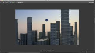 Maya 2011 Kludge City Skyscraper Tutorial by Stuart Christensen