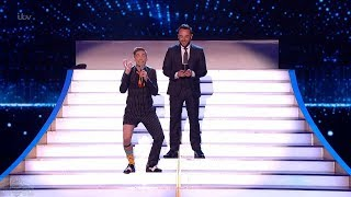 Ned Woodman semi final Britain's Got Talent 2017