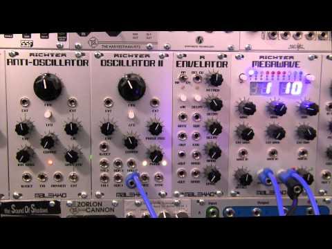 Modular Wild-Malekko Heavy Industry-Richter Megawave-Bank 10 Part One