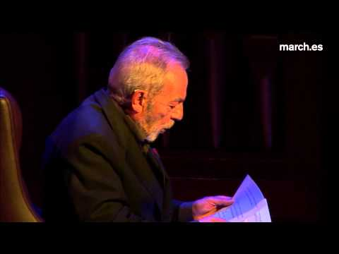 Lectura dramatizada de Thomas Mann por José Luis Gómez