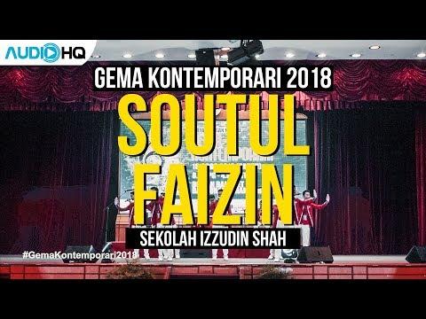 𝗝𝗢𝗛𝗔𝗡 𝗚𝗲𝗺𝗮 𝗞𝗼𝗻𝘁𝗲𝗺𝗽𝗼𝗿𝗮𝗿𝗶 𝟮𝟬𝟭𝟴 | Soutul Faizin (Solo, Lagu & Persembahan Terbaik) ᴬᵁᴰᴵᴼ ᴴᑫ