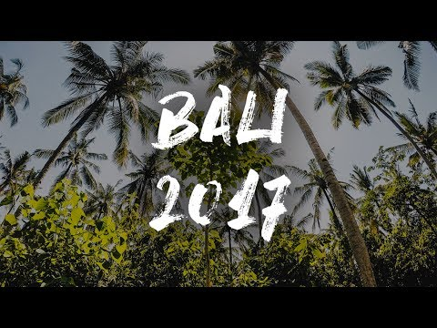 Bali 2017 Study Abroad (GoPro Hero 5 Black Edit)
