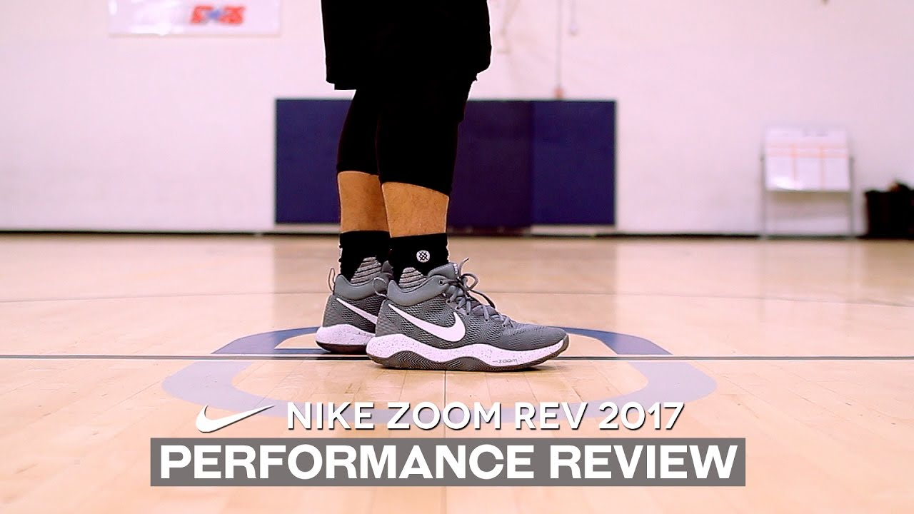 size 40 dfe43 5f2ac Nike Zoom Rev 2017 - Performance Review