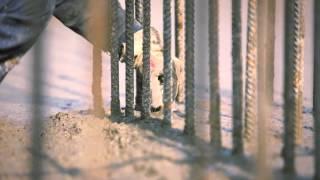 Заливка бетона в жилом ансамбле «Нью-Тон»(, 2014-08-19T10:03:58.000Z)