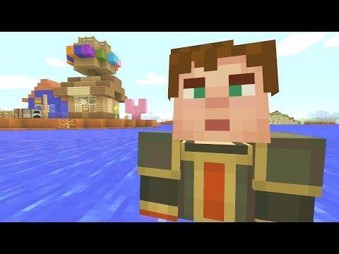 Minecraft Xbox - My Story Mode House -  Mini Houses