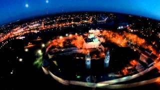 Ночной Новгородский Кремль западная часть 2014(, 2014-12-12T19:03:04.000Z)