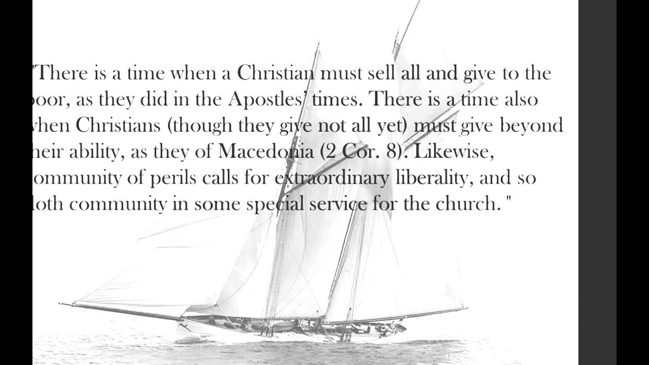 modell of christian charity