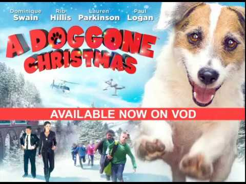 Movie Night! Jesse watches 'A Doggone Christmas'