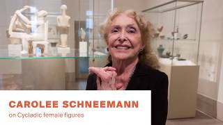 The Artist Project: Carolee Schneemann