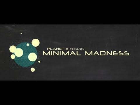 Minimal Madness Radio Show 034 [Minimal] (with guest Gabriel West) 01.12.2017