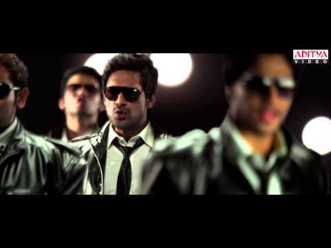 "D For Dopidi Telugu Movie ""Rowdy Fellows"" Video Song"
