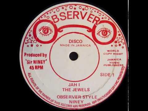 The Jewels - Jah I 12'' [Observer 1977]