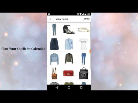 Smart Closet Android App Demo