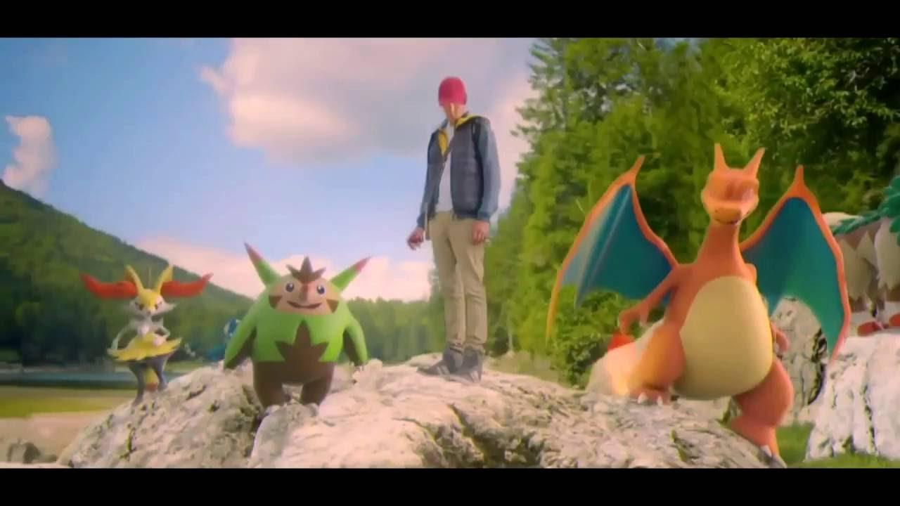 Pokemon Go Film