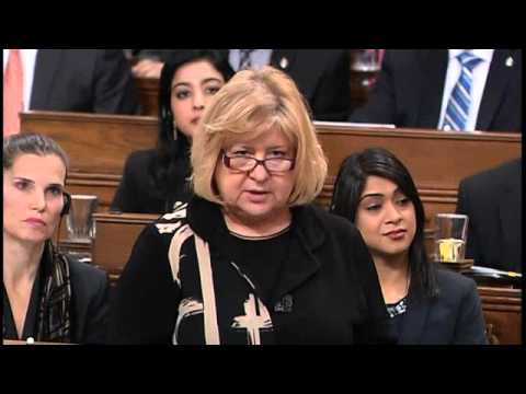 Question Period: Youth unemployment and jobs