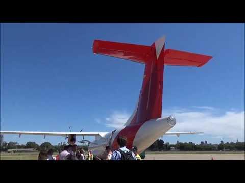Avianca Argentina ATR 72-600 LV-GUH (A07186) Buenos Aires-Mar del Plata