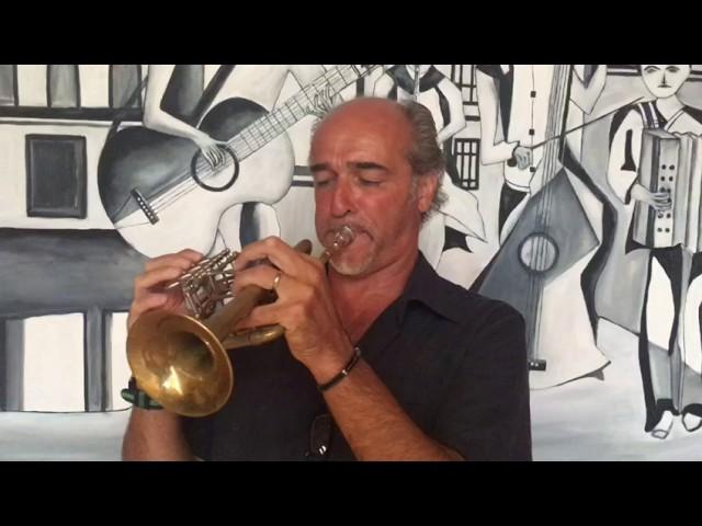 Fabiano Maniero test tromba acuta Sib/La Schagerl Berlin