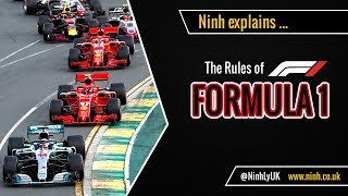 The Rules of Formula One 1 - F1 - EXPLAINED!