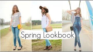 Spring Lookbook | 2016