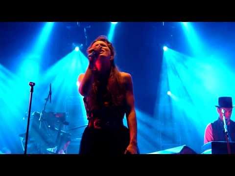 Zero 7 - Pop Art Blue - Live HD