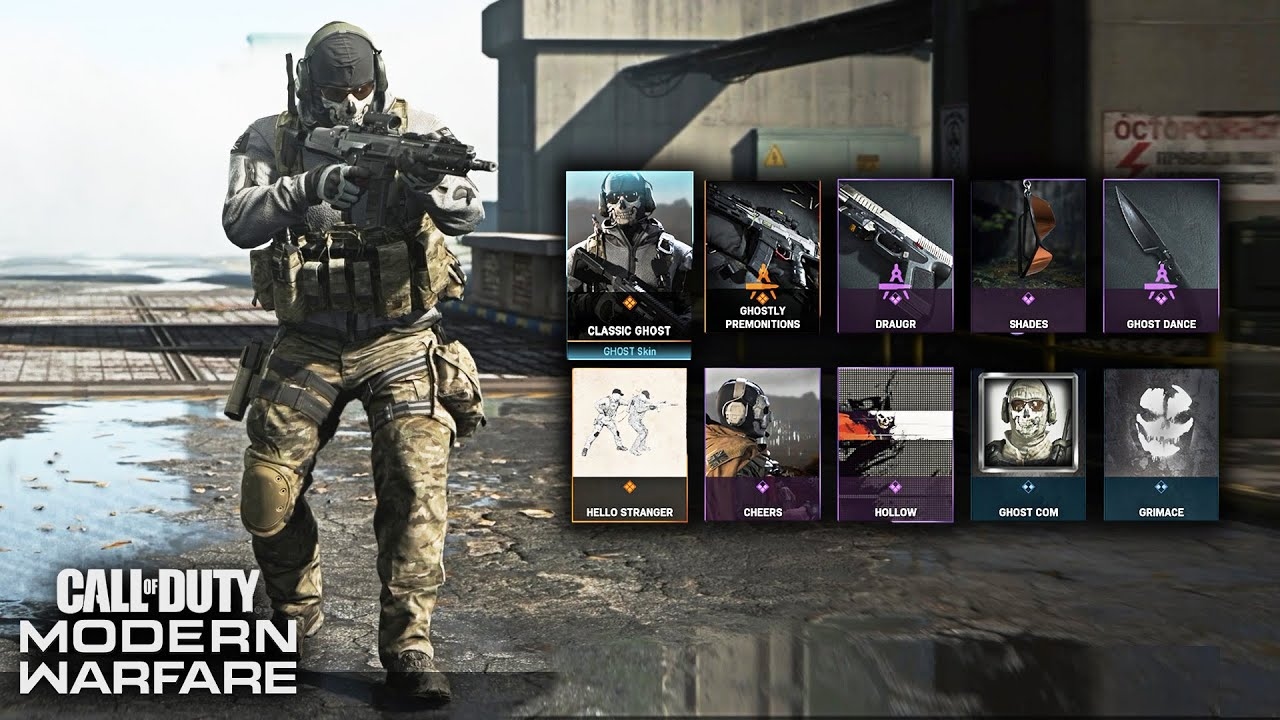 Ghost Contingency Bundle Pack Gameplay Showcase Call Of Duty