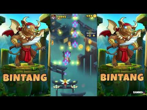 Everwing Sidekick Gameplay - New Legendary Dragon Tiki, Bintang and Tikbalang