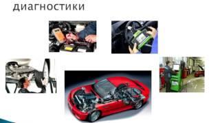 Булахтин занятие1 Диагностика технического состояния автомобиля