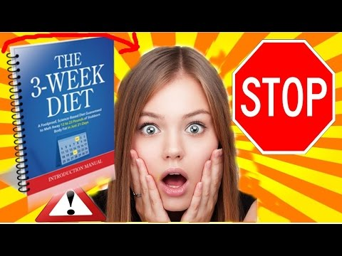 3 Week Diet Review – *MY STORY* Does It Really Work?