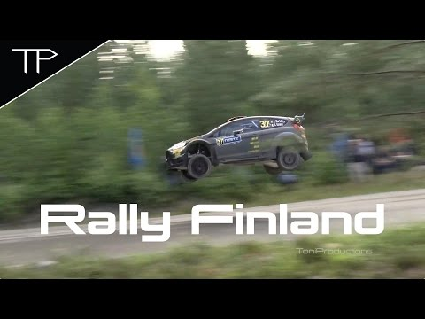 Day 1 Highlights - WRC Neste Oil Rally Finland 2015