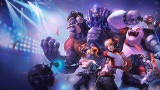 League of Legends platyna 3 ranked game orianna