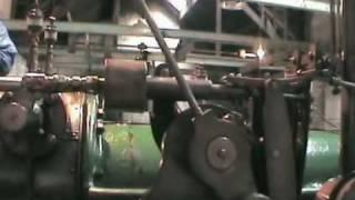Machine à vapeur Crépelle